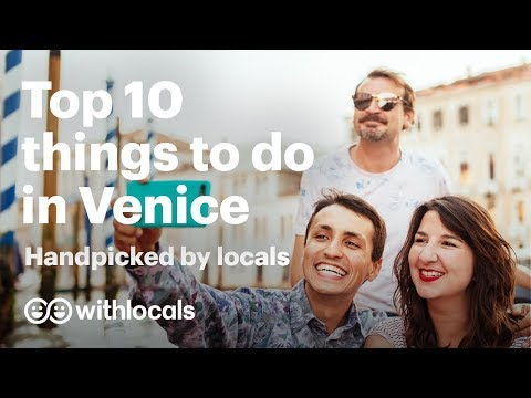 🛥️ The Top 10 Things To Do In Venice   WHAT To Do In Venice & WHERE To Go, By The Locals 👫🇮🇹