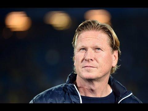 """HSV-Coach Gisdol: """"Wir waren nah an unserem Maximum"""""""