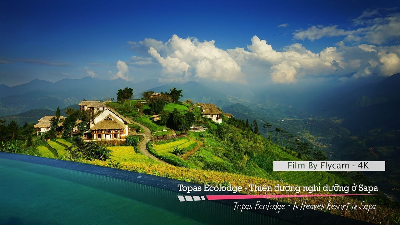 Topas Ecolodge – A Heaven Resort In Sapa – Vietnam