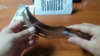 Stainless Steel Watermelon Slicer Fast Cutter Knife