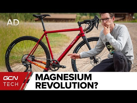 A New Horizon For Magnesium Bikes? | Super Magnesium Explained With The Vaast Allite A1 Gravel Bike