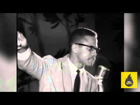The  Inspirational Video Spunk About Malcom X that you need to share