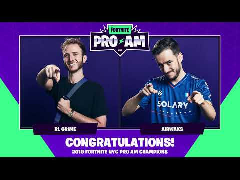 Fortnite World Cup Finals - Day 1