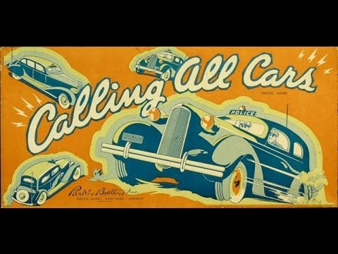 Calling All Cars  -