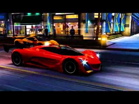CSR Racing Trailer