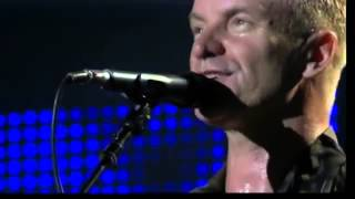 Sting - Shape Of My Heart (Live)