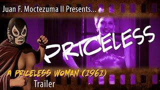 Priceless Woman (1961): Trailer on VHS - Moctezuma Film