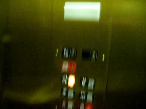 ??? Hydraulic Elevator at the Hotel Sir Francis Drake