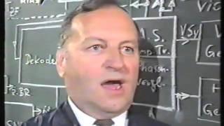 RFT kurz nach der Wende 1991