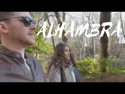 Vlog 4 : L'Alhambra de Grenade ! le jardin d'Eden