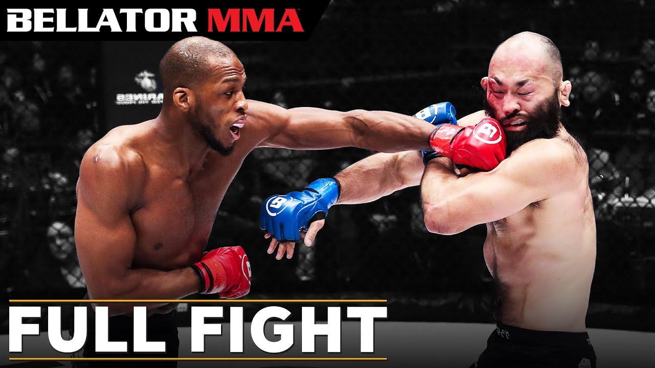 Download Full Fight   Michael Page vs. Shinsho Anzai   Bellator 237