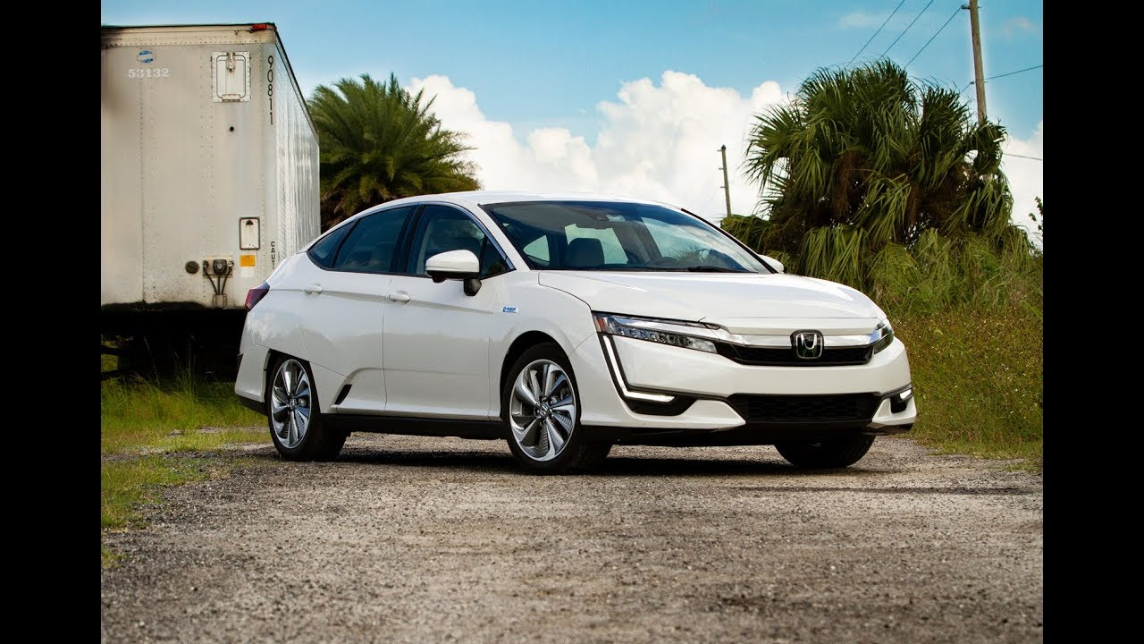 2018 Honda Clarity Test Drive Review Chock Full Of Innovation