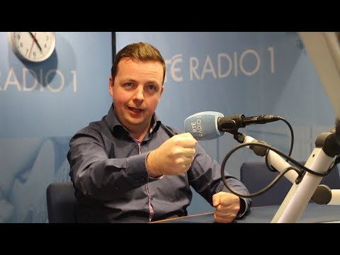 How Oliver Callan pinned down his impressions of Leo and Enda