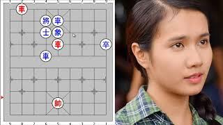 Cờ thế giang hồ tập 148 Song đao độc sát Chinese chess