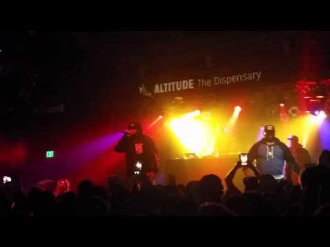 Ghostface Killah & Raekwon 'Nutmeg' live in Denver CO 4/16/2015