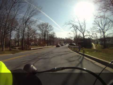 Getting around Greenbelt Maryland by bike, Episode 2