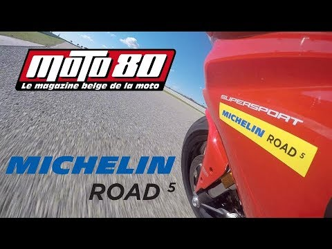 michelin road 5 le test moto 80 youtube. Black Bedroom Furniture Sets. Home Design Ideas