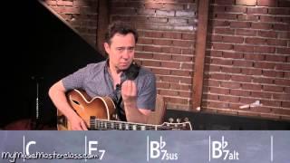 Larry Koonse - Jazz Guitar Pentatonic Scales Masterclass