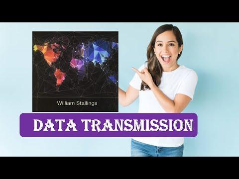 Data Transmission William Stallings