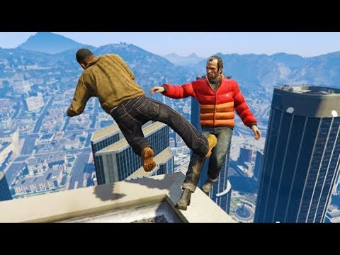 GTA 5 Fails Compilation #6 (GTA 5 Funny Moments Best Videos)