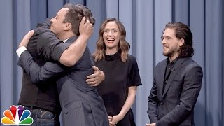 Charades with Kit Harington, Rose Byrne and Blake Shelton thumbnail