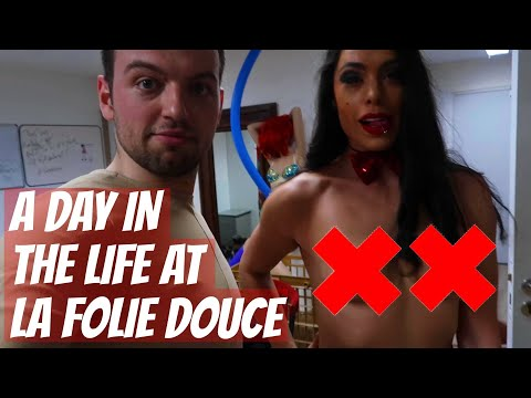 VLOG #5/1: LA FOLIE DOUCE VAL D'ISERE - A DAY IN THE LIFE OF A SINGER (PART 1)