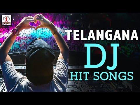 Super Hit Back 2 Back Telangana Dj Songs  2019 Telugu Folk Dj Songs  Lalitha Audios And Videos