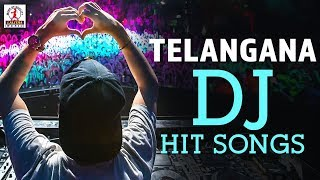 SUPER HIT Back 2 Back Telangana DJ Songs | 2019 Telugu Folk DJ Songs | Lalitha Audios And Videos