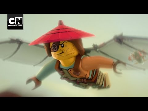 The High Road | Ninjago | Cartoon Network