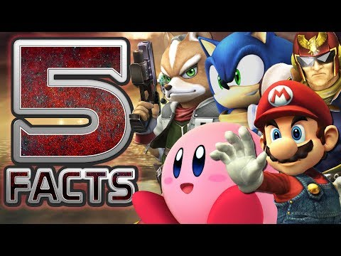 5 Things You Probably Didn't Know About Super Smash Bros. Brawl! (5 Facts)