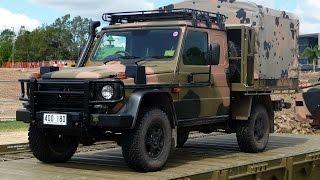 ADF G Wagon Variants