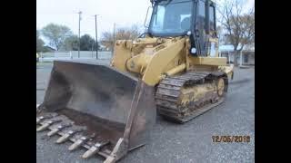 Used Caterpillar 953C Track Crawler Loader