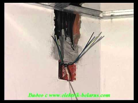 Как подключить двойной выключатель на две лампочки: схемы
