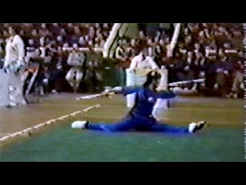 【武術】1984 女子棍術 (2/2) / 【Wushu】1984 Women Gunshu (2/2)