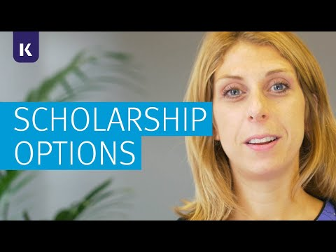 Scholarship Options | Kaplan International Pathways