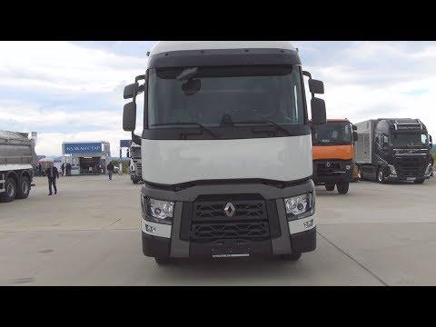 Renault Trucks Premium 460 Tractor Truck Exterior and Interior