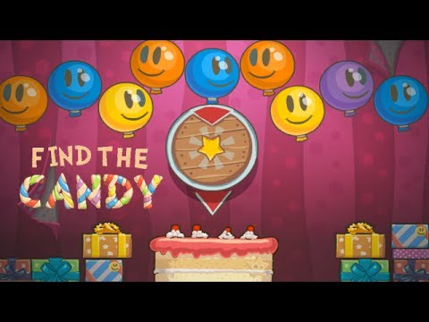 Find the Candy Walkthrough Levels 11 - 20