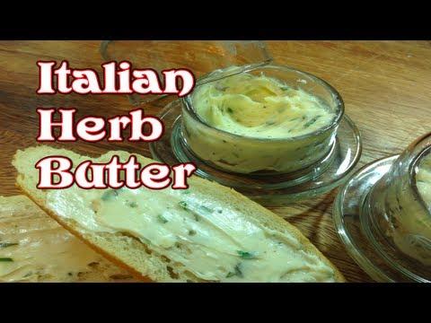 Italian Herb Butter
