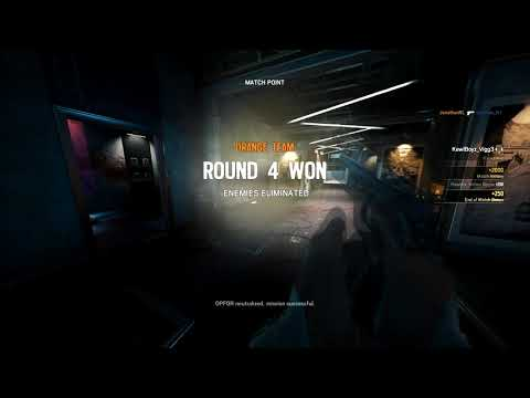 """Rainbow Six Siege: Never trust your team when they shout """"clear"""""""