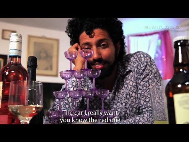 HELLO | Mithun Purandare | Positive Perception | short comedy