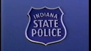 Indiana State Police - District Image #51, Pendleton Post 2.1989