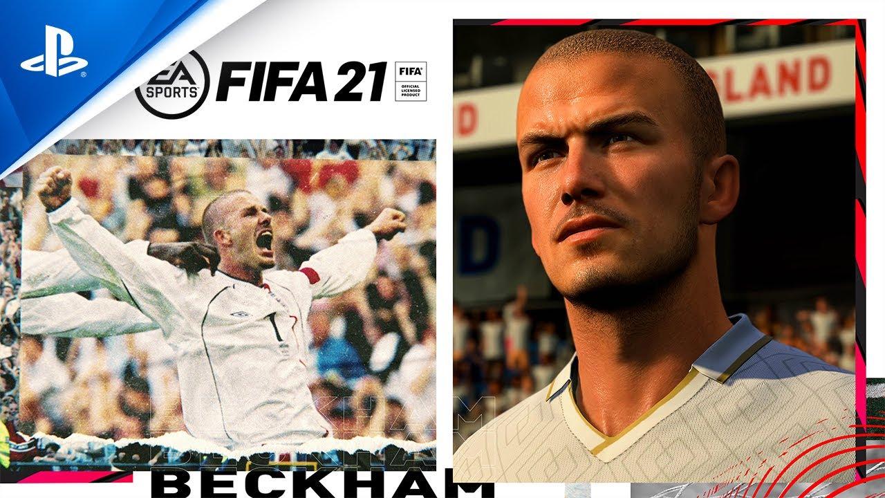 『FIFA 21』Beckhamが帰ってくる