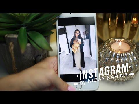 Как обработать фото в INSTAGRAM? Whats on my iPhone?