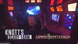 Dark Entities maze at Knott's Scary Farm