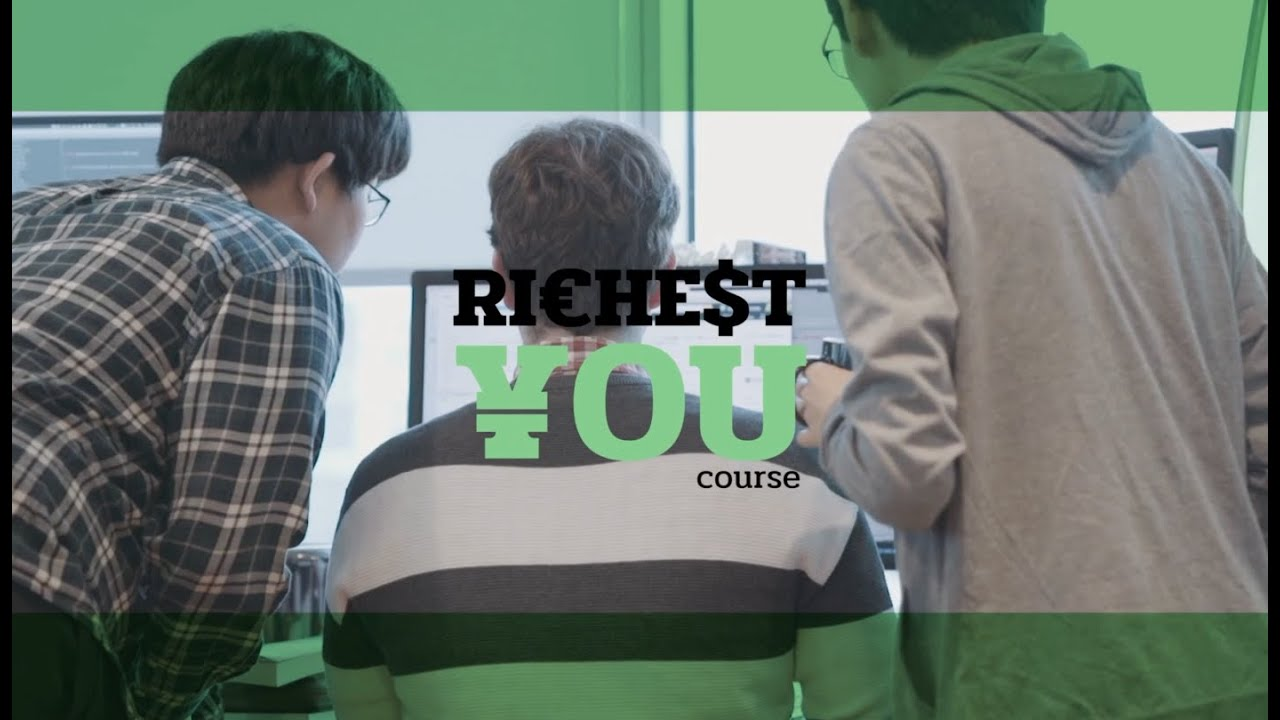 The RI€HE$T ¥OU™ Mastering Money Course is Coming Soon