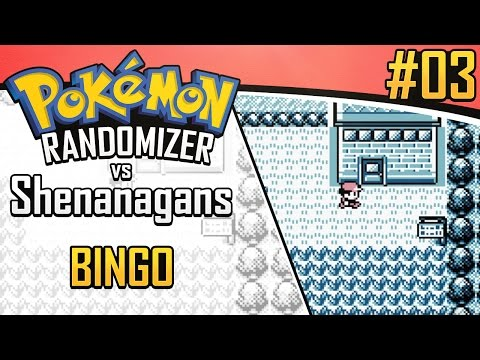 Pokemon Randomizer Bingo vs Shenanagans #3