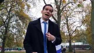 Homeless Preacher - Speakers Corner Hyde Park London 2014. (2)