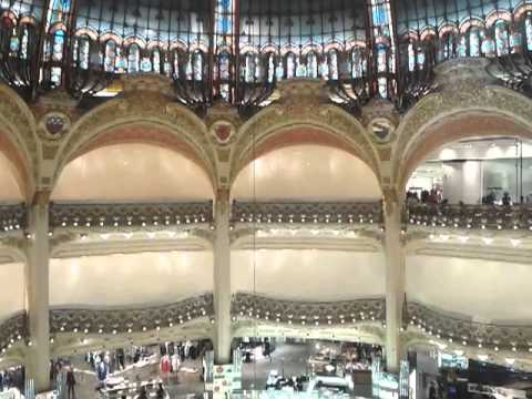 Lafayette Galleries Paris - Rotunda
