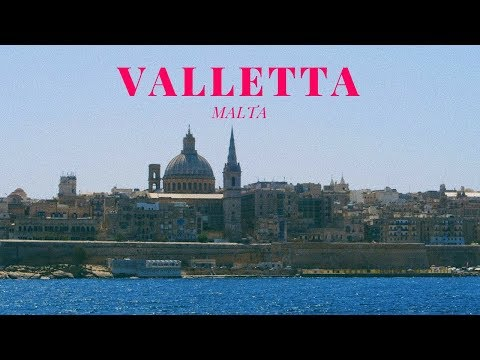 A Day in Valletta   Malta 2018