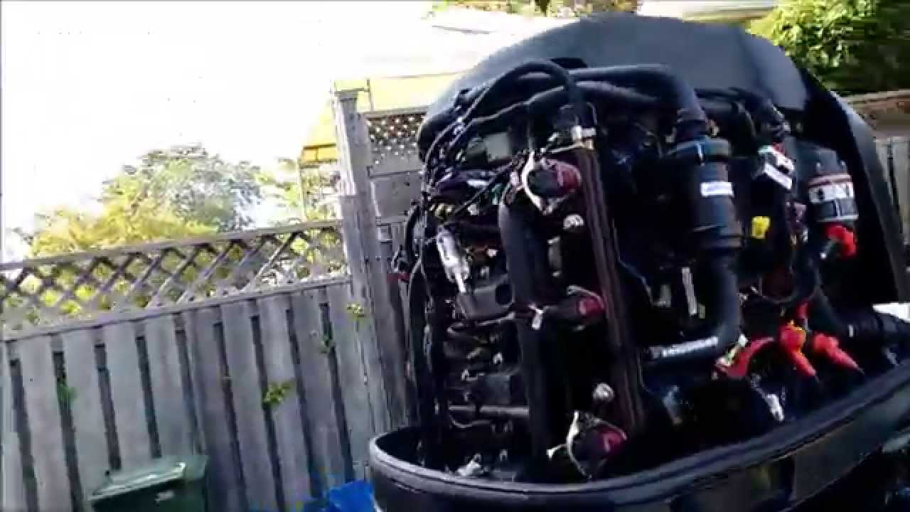 mercury optimax 200hp replace engine coil [ 1280 x 720 Pixel ]
